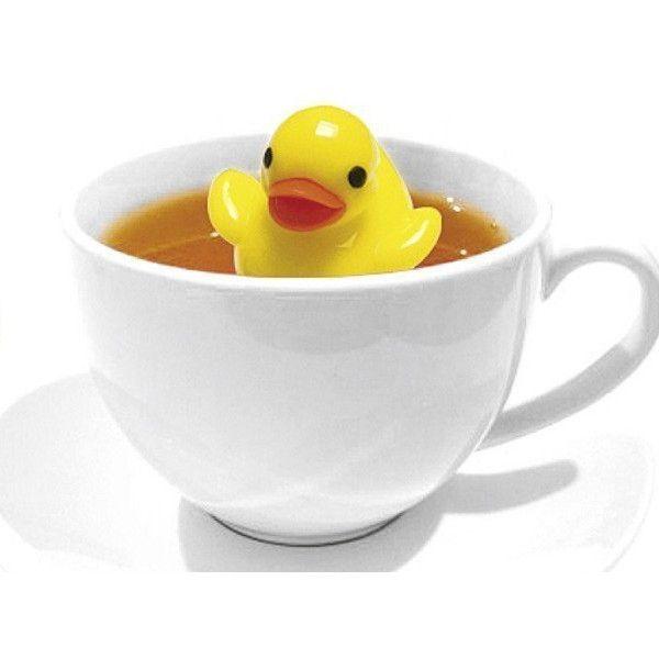 Infusor de Chá Pato 2