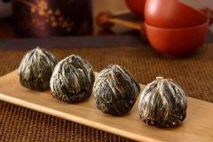 Chá Flowering Tea - Pequeno Buquê - Sortido 1