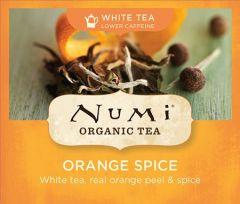 Chá Branco Orgânico Laranja Especiarias Numi 1