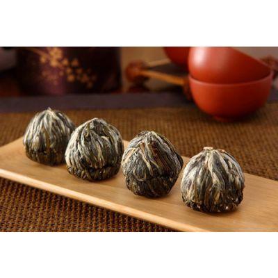 Chá Flowering Tea - Pequeno Buquê - Sortido