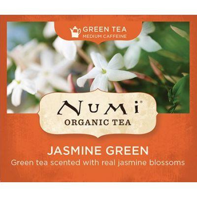 Chá Verde Orgânico Jasmim Numi